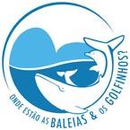 Logo do grupo Onde estão as baleias e Golfinhos do RJ